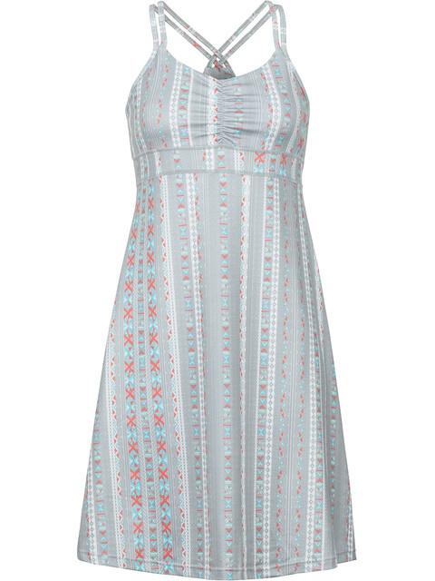 Marmot Taryn Dress Women White Mystic